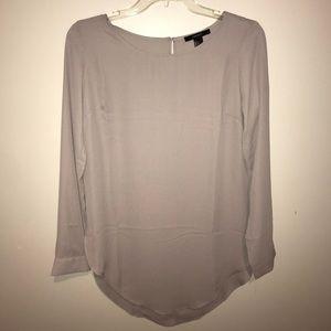 Mauve Long Sleeve Shirt